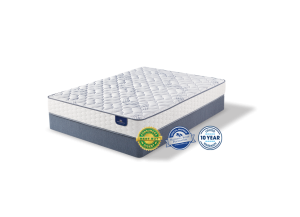 Serta Perfect Sleeper Labyrinth Firm King w/boxspring